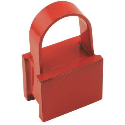 Master Magnetics 1-1/16 in. 3/4 in. 1 in. Handle Magnet