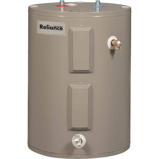 Reliance 36 Gal. Short 6yr 4500/4500W Element Electric Water Heater