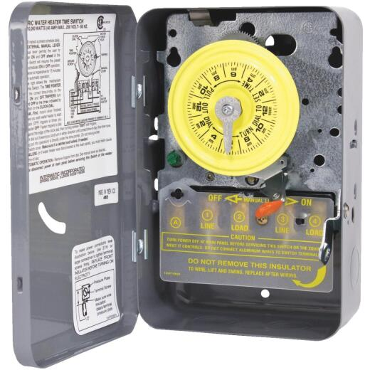 Intermatic 240V 40A 10,000W Water Heater Timer