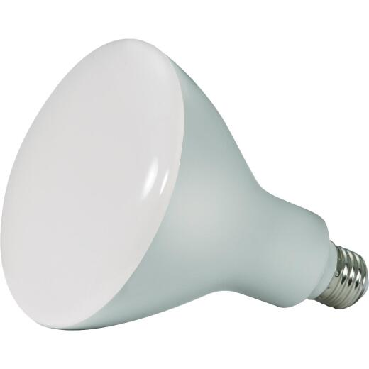 Satco Ditto 75W Equivalent Soft White BR40 Medium Dimmable LED Floodlight Light Bulb