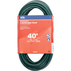 Do it Best 40 Ft. 16/3 Landscape Extension Cord Image 1
