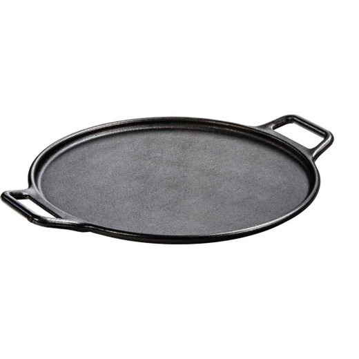 Lodge Cast Iron 14 In. Dia. Pizza Baking Pan