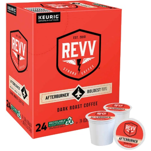 Keurig REVV Afterburner Coffee K-Cup (24-Pack)