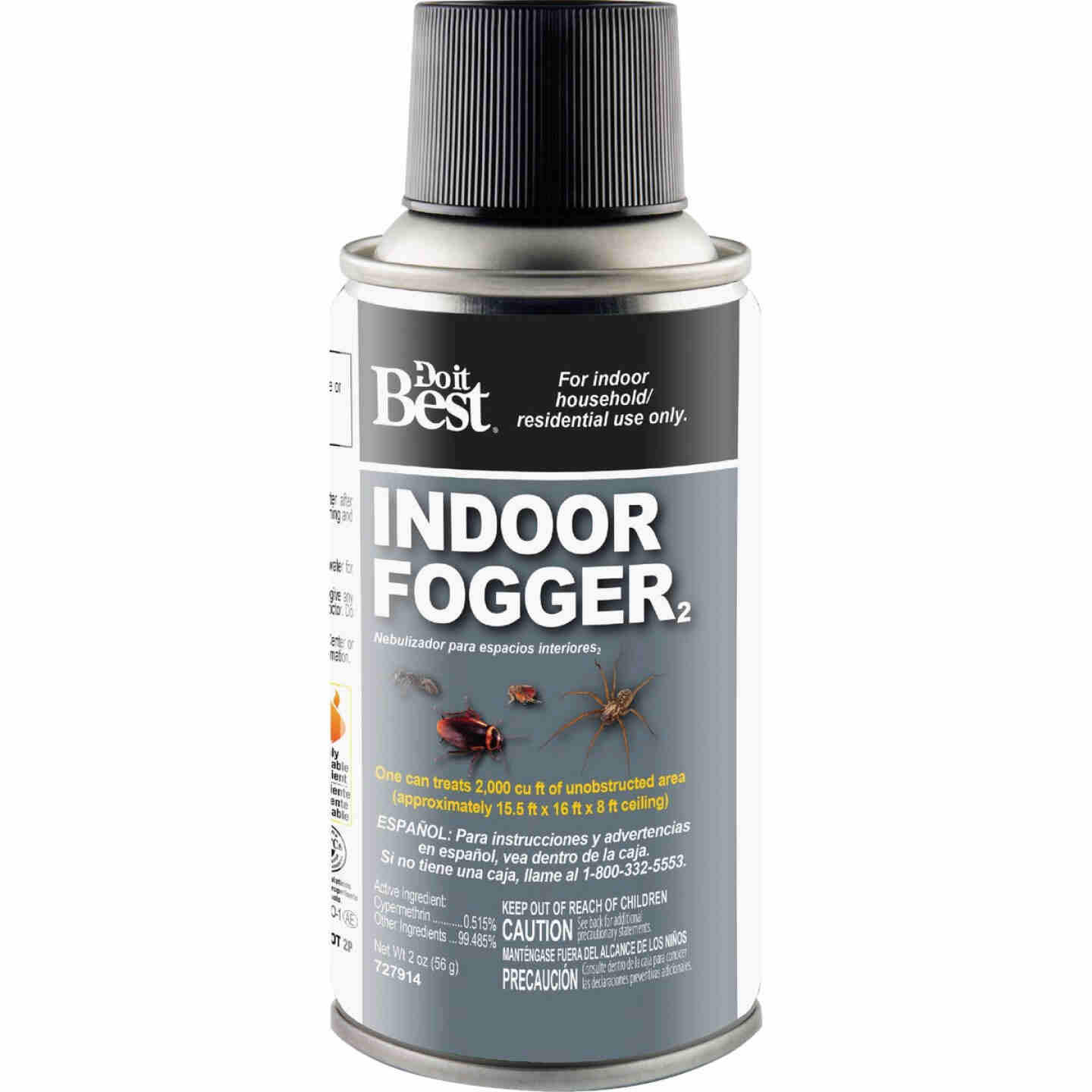 Do it Best 2 Oz. Indoor Insect Fogger (3-Pack) Image 3