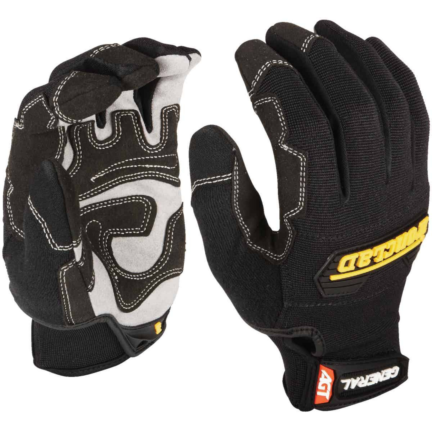 Ironclad General Utility Men's Large Synthetic Suede High Performance Glove Image 3